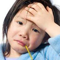 A Febre em Crianças